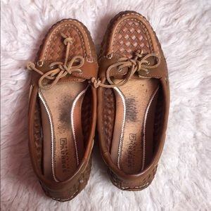 Brown loafers from Sperry Topsider